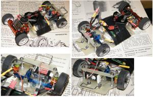 proto mr02 brushless , proto brushed , carro lola perso a leds sans fils  Mini_852232Image2