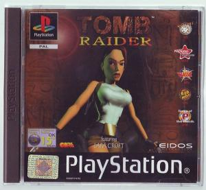 "Jeux ""multi-version"" black label PS1 Mini_858034TombRaider1"