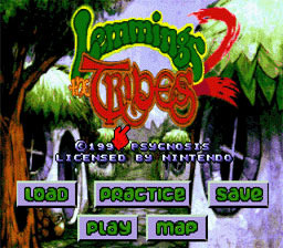 Lemmings 2 : The Tribes - Fiche de jeu Mini_865929481
