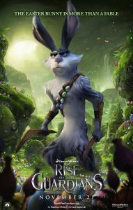 [DreamWorks] Les Cinq Légendes (2012) Mini_871256LesCinqLegendesRiseosTheGuardiansAfficheLelapindePquesEasterBunny