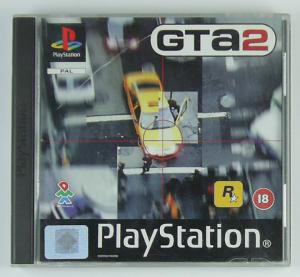 "Jeux ""multi-version"" black label PS1 Mini_877584GTA22"