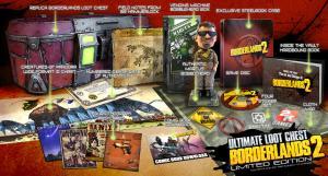 Borderlands 2 - Editions Collectors Mini_896702bl2leultimatelootchest