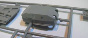 BISMARCK 1/350 Platinum Edition Mini_904177DKMBismarck74
