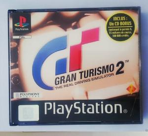 "Jeux ""multi-version"" black label PS1 Mini_912854GranTurismo22"