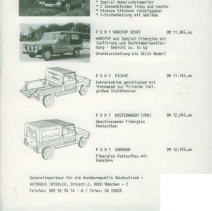 Les bicylindres (2cv, Dyane, AMI 6et 8, Méhari.....) - Page 2 Mini_929299CitroenPony203