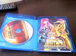 Saint Seiya THE MOVIE Blu-ray BOX 1987-2004 Mini_939734IMG1400