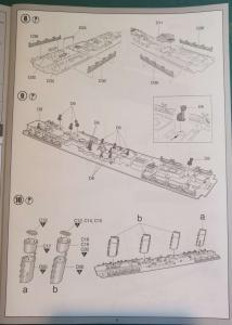 RMS Titanic 1/700 LED Set ACADEMY Mini_942087TitanicAcademy16