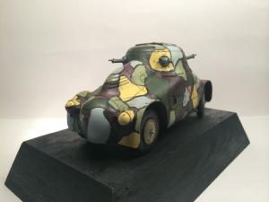Skoda PA-II turtle,assault véhicles régiment Milovice 1925-1932 Mini_943920skodaPAIIturtle005