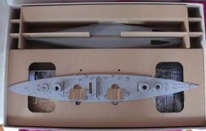 BISMARCK 1/350 Platinum Edition Mini_954331DKMBismarck02