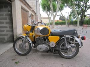 sidecar ts 250 Mini_960318mz152