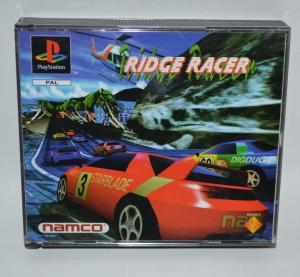 "Jeux ""multi-version"" black label PS1 Mini_974297RidgeRacer2"