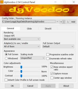 [Tuto] Résoudre le bug d'écran Créator pour jeux DOS Mini_987812Capture