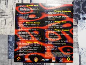 CD audio Killer Instinct, Player One, Turok, Psygnosis soundtrack vol  Mini_9984051004590