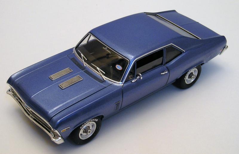 Chevrolet Nova SS 1969 171101024