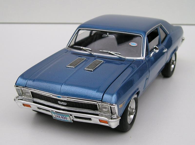 Chevrolet Nova SS 1969 190552044