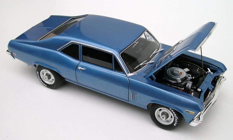 Chevrolet Nova SS 1969 195968052