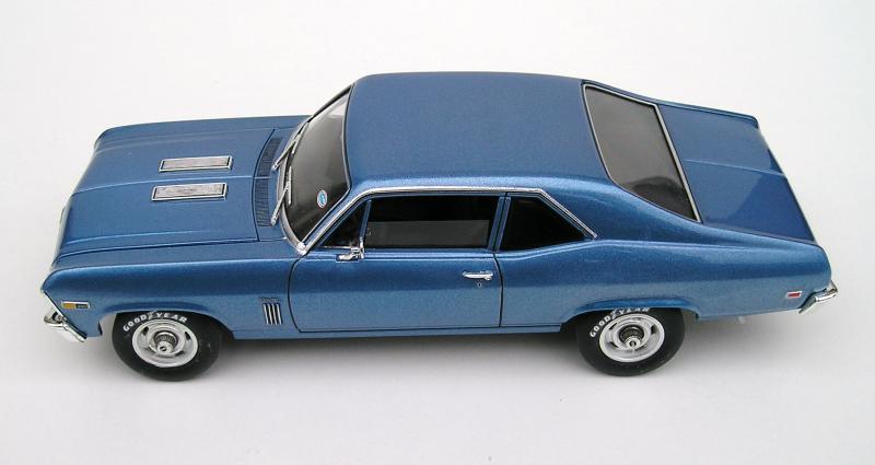 Chevrolet Nova SS 1969 270333047