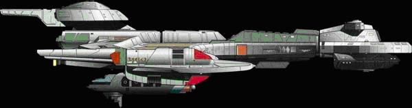 les vaisseaux klingons 337442Couper_3