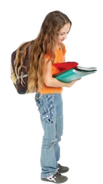 لا تتركي طفلك يحمل حقيبة مدرسية ثقيلة الوزن 346056enfent_20cartable