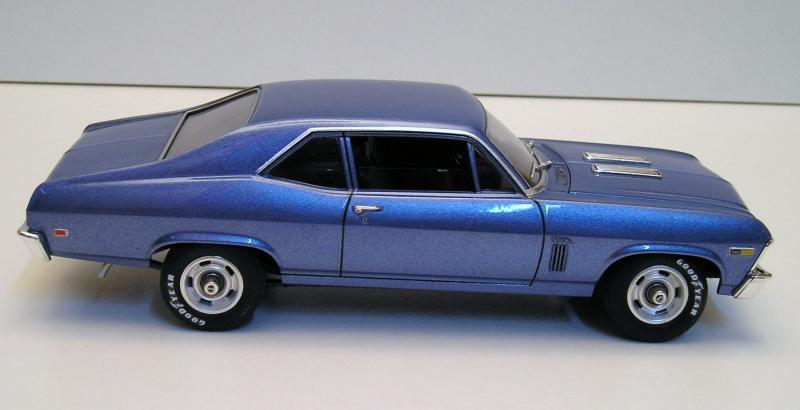Chevrolet Nova SS 1969 378578021