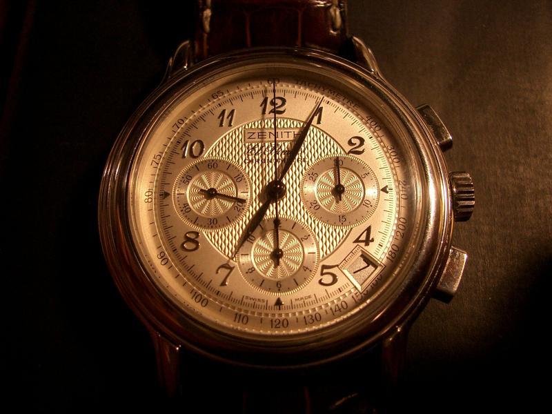 Pour  ZEN, j'ai bien aimé cette photo - Zenith Chronomaster 685892CIMG3330
