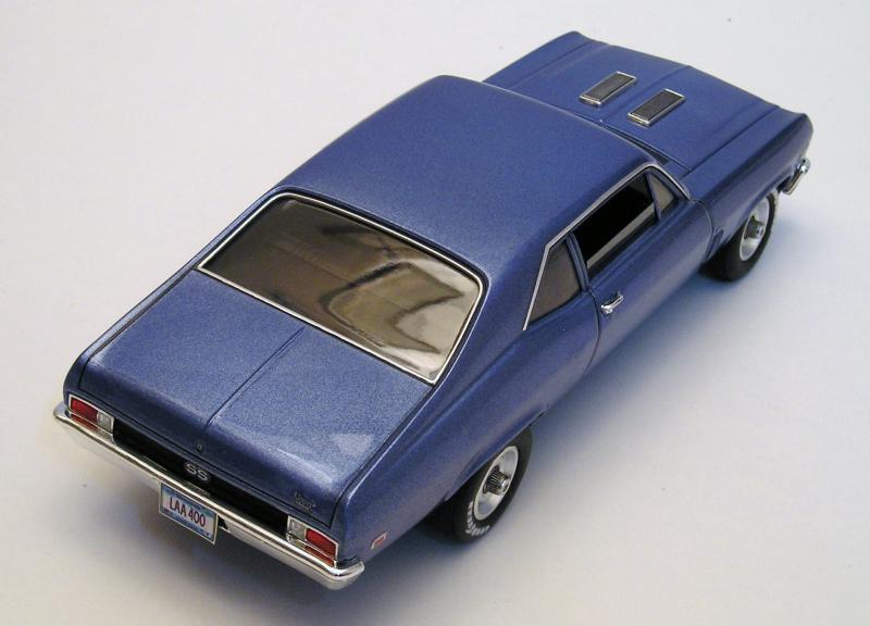 Chevrolet Nova SS 1969 743408027