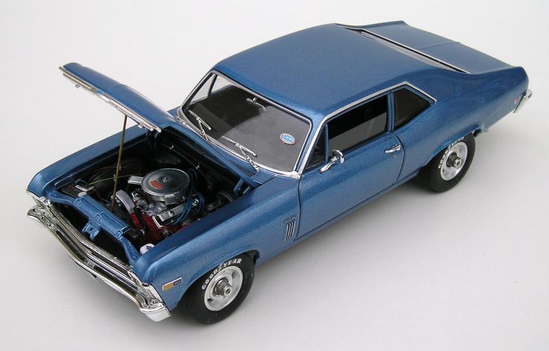Chevrolet Nova SS 1969 82017053