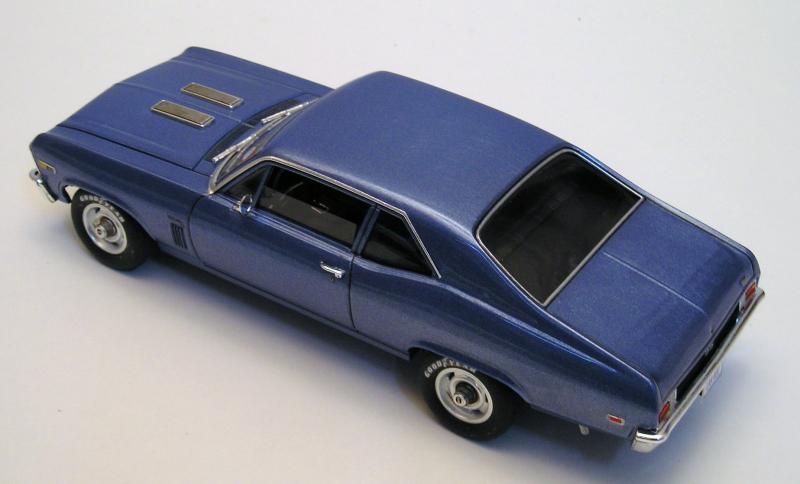 Chevrolet Nova SS 1969 825506026