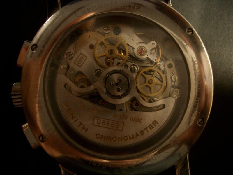 Pour  ZEN, j'ai bien aimé cette photo - Zenith Chronomaster 89171CIMG3333