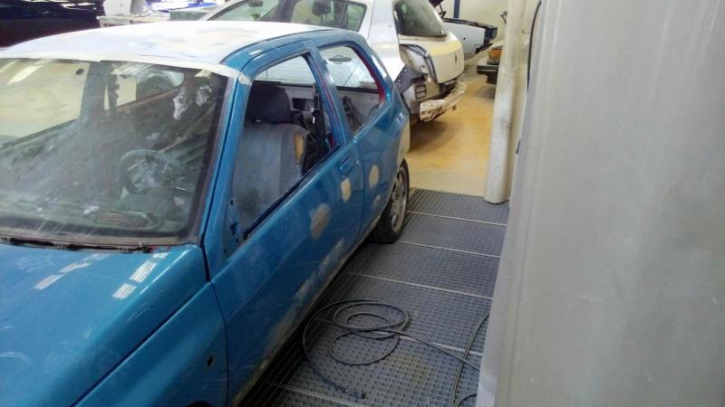 Nouvelle titine: Clio 16s 1991 111123037