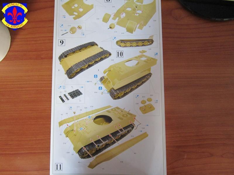 SD.KFZ.182 King Tiger a tourelle Henschel 113224IMG0523L