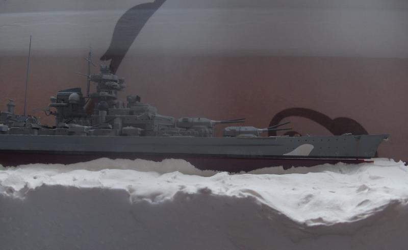 Bismarck 1/700 [Trumpeter] - Page 4 113521HPIM2155