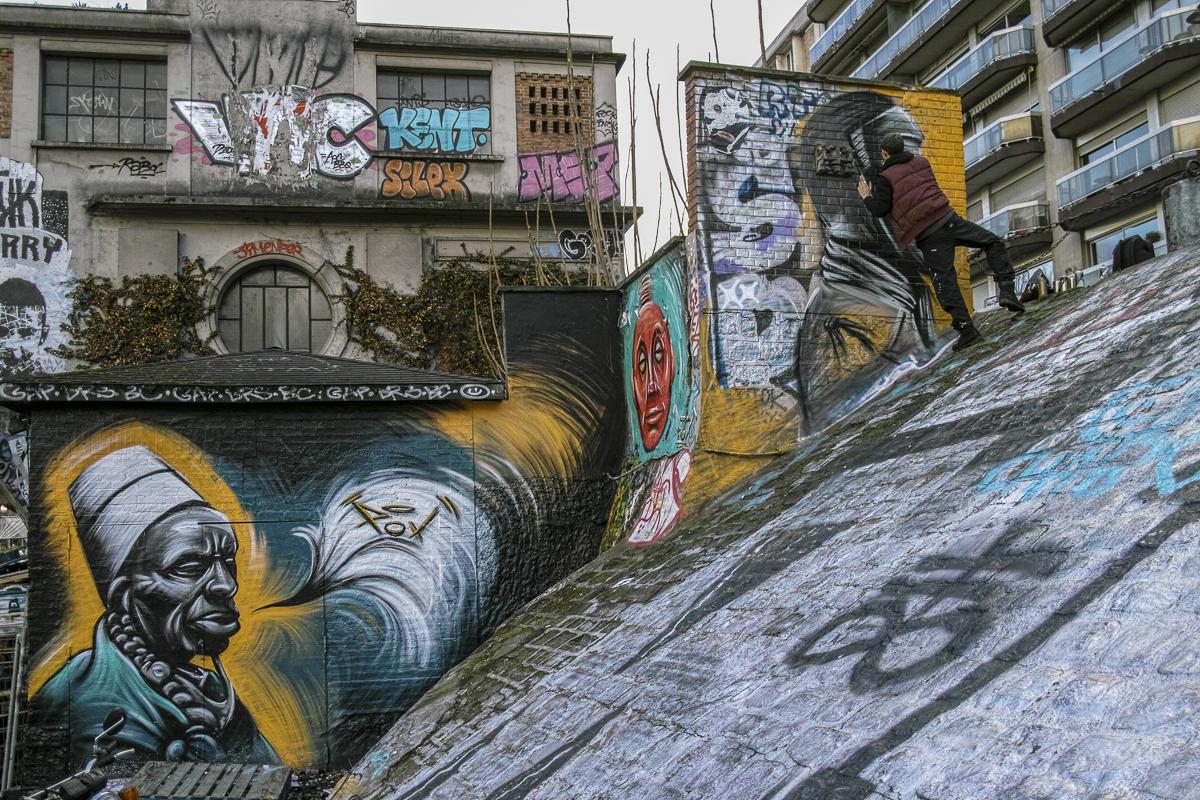 Pox , street art 113807DP1M3165