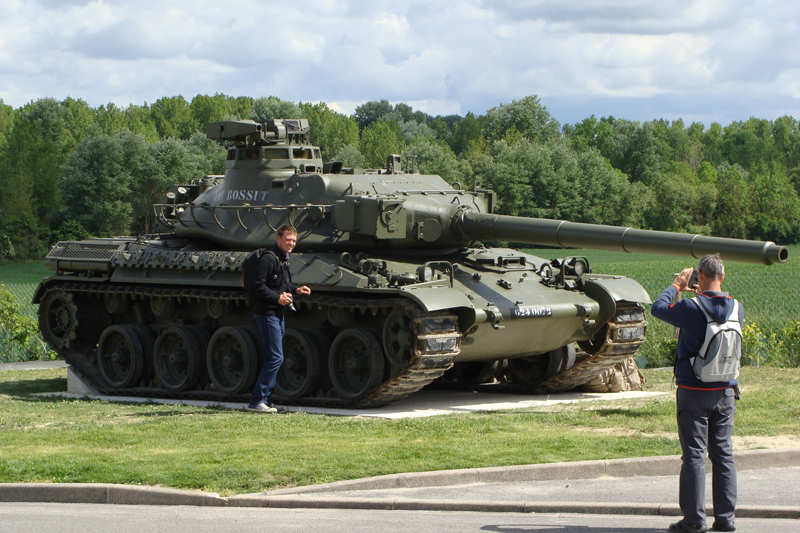 Berry-au-Bac, commémoration officielle du centenaire du premier combat de blindés français 114064DSC06904