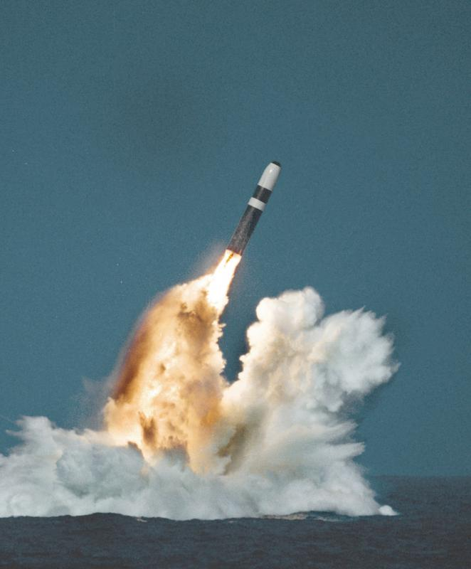 SOUS MARINS NUCLEAIRES LANCEURS D'ENGINS CLASSE OHIO 114088TridentIID5jpg