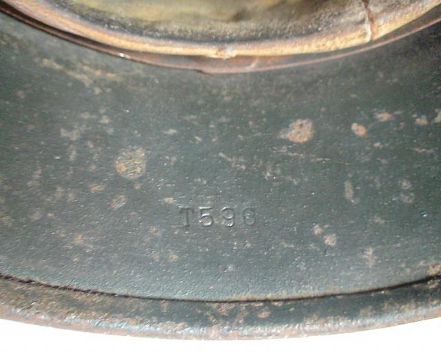 Casque M°40 Front Méditerranéen 114474DSC09666