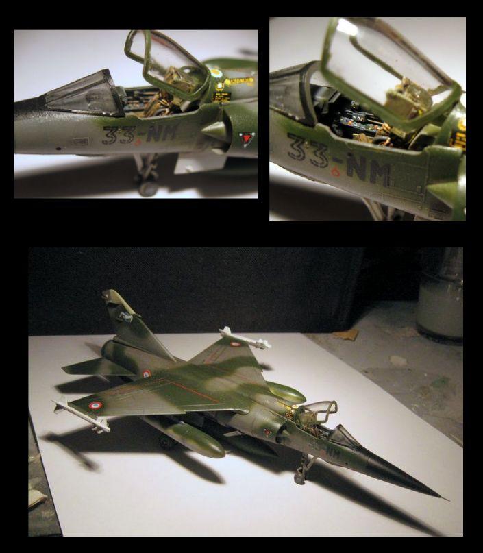 Mirage F1 CR heller 72e 114626Capturerytr