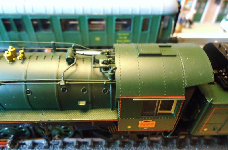 Loco vapeur 141 Jouef 3 rails AC d'origine 114759DSC02363