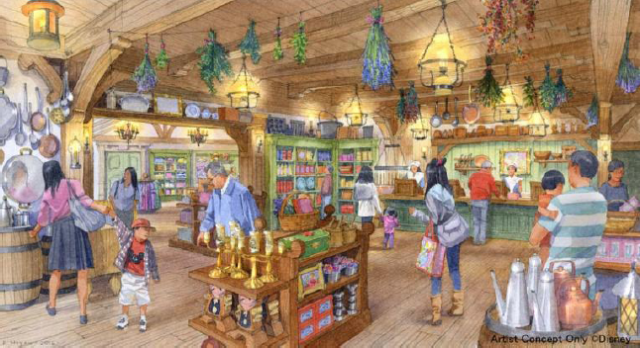 [Tokyo Disneyland] Nouvelles attractions à Toontown, Fantasyland et Tomorrowland (15 avril 2020)  - Page 2 116169W456