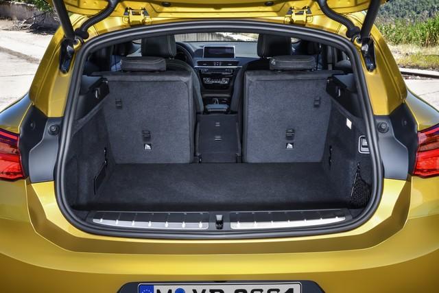 La nouvelle BMW X2 Silhouette élégante, dynamique exceptionnelle 116343P90278954highResthebrandnewbmwx2