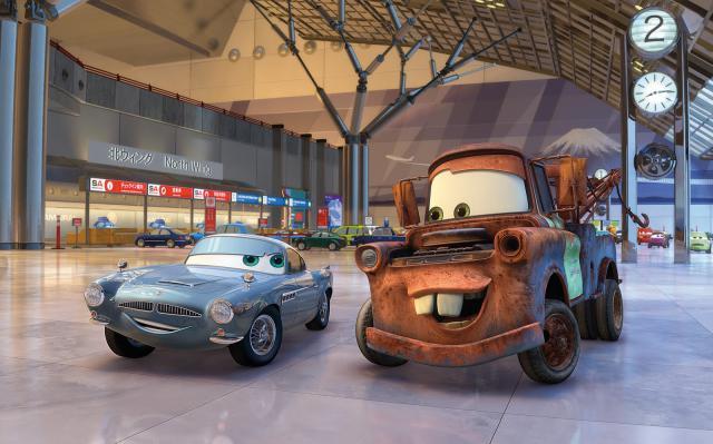 [Pixar] Cars 2 (2011) - Sujet de pré-sortie - Page 15 116630promocars242