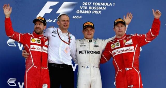 F1 GP de Russie 2017 : Première Victoire Pour Valtteri Bottas 1168902017SebastianVettelvaltteriBottasKimiRikknen