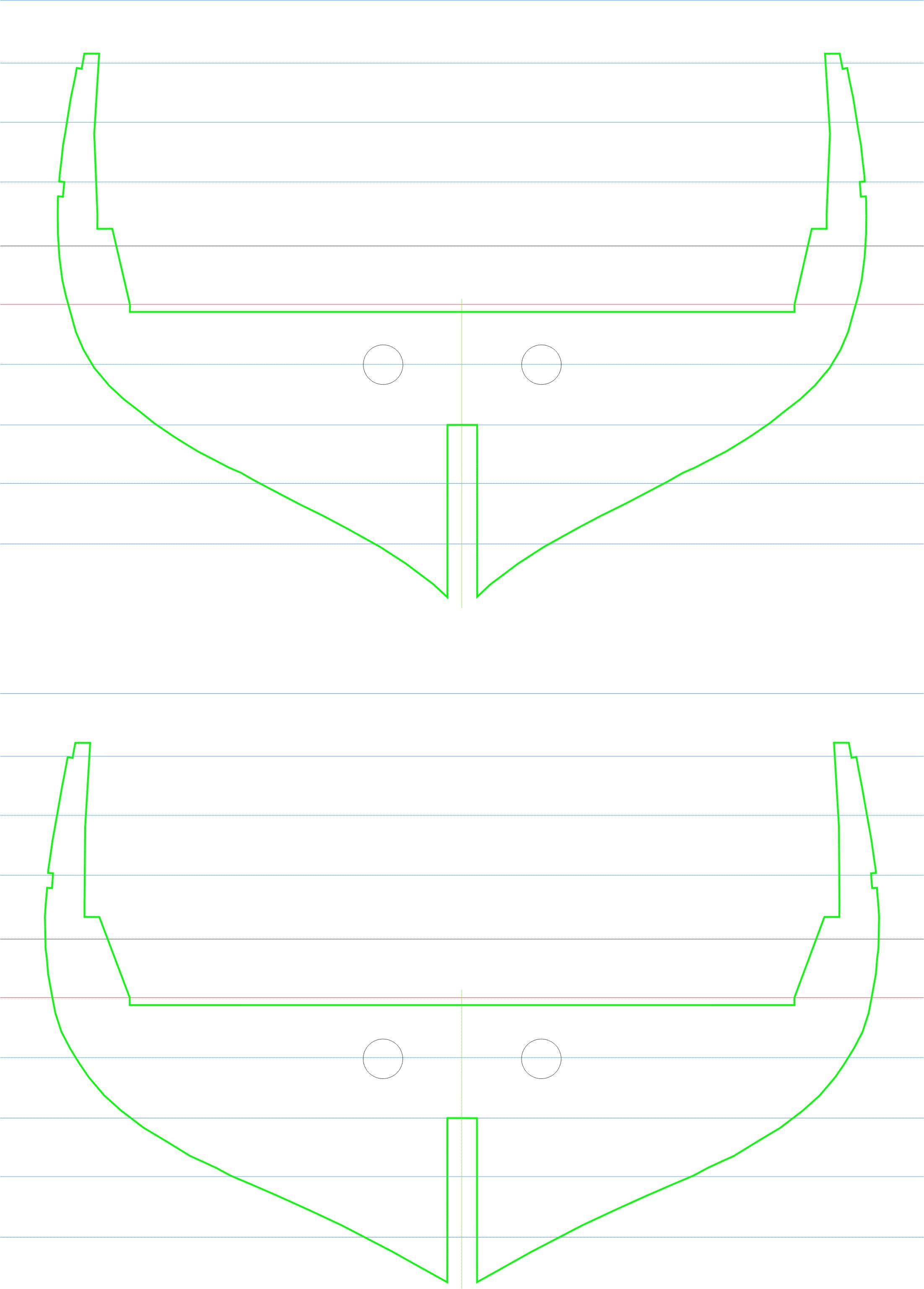 Le Renard (sur plans 1/36°) par orion-p87 - Page 2 11795427Planche1AR