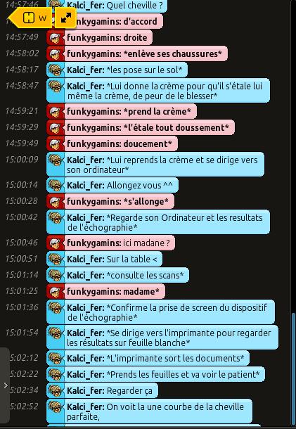 [C.H.U] Rapport D'actions RP - Kalci_fer 119063RP2
