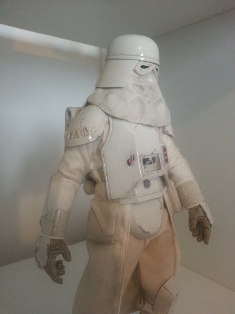 red360 review's : Star Wars Battle Of Hoth: Snowtrooper by Sideshow 12092720130426153501