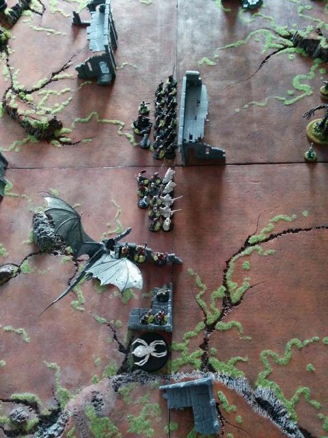 Mordor vs Royaumes sylvestres - 800 points 125231IMG20161101164758