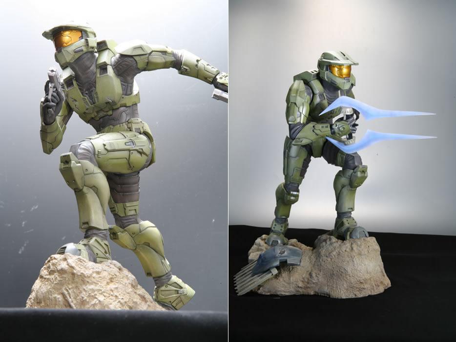 Halo 3 statues Kotobukiya 125602koto1vert