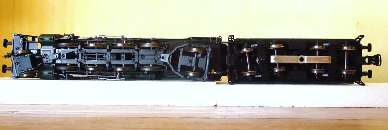 Loco vapeur 141 Jouef 3 rails AC d'origine 127006DSC02423