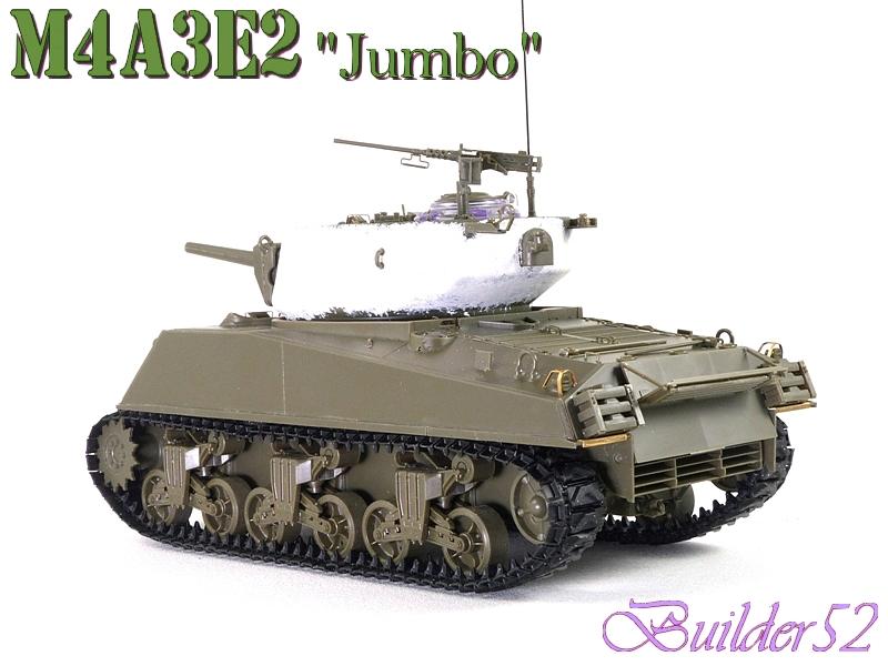 SHERMAN M4A3E2 JUMBO - TASCA 1/35 - Page 2 127537P1050233