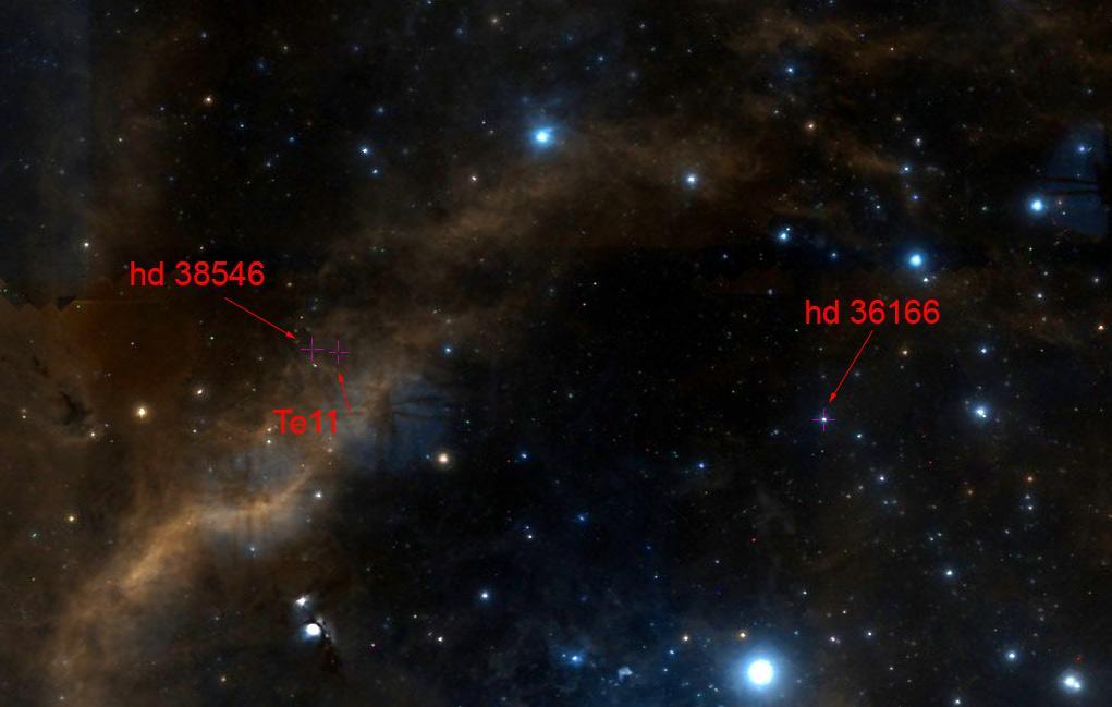 Confirmation de nébuleuses planétaires candidates au Pic 127634Te11grandchamp